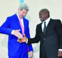 Kerry et Kabila